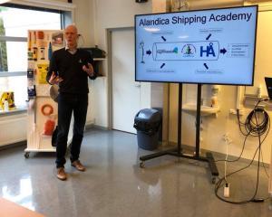 Kristoffer Joelsson berättar om planerna för ASA